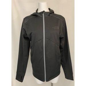 North Face NWOT Zip hoodie Jacket Fleece inside